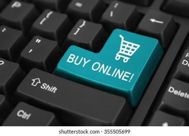 Buy online button