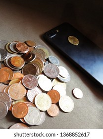 Buy a phone with coins