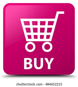 Buy pink square button