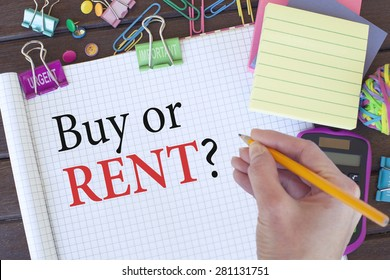 Buy or Rent Decision