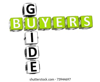 Buyers Guide Crossword