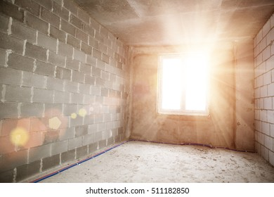 Buying a new apartment. Repairs in the new house. The property