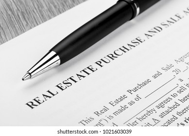 Buying and selling contract