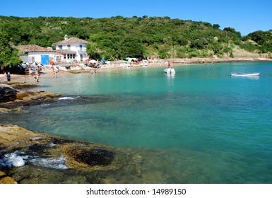 Buzios beach in Rio de Janeiro, Brazil