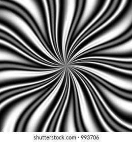 b&w swirly background
