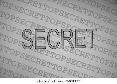 b&w Top Secret