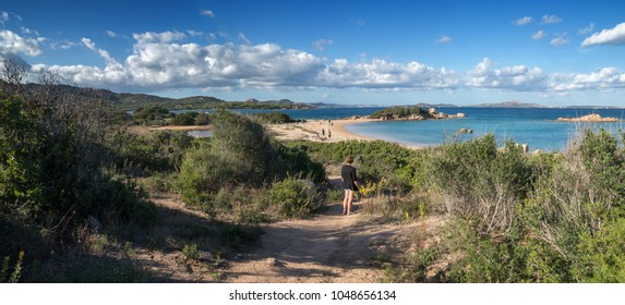 By motorhome through Sardinia