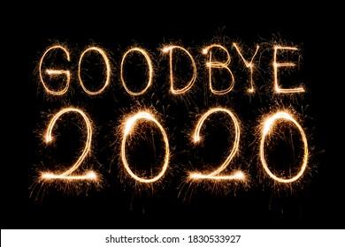 Bye bye 2020, Happy New Year 2021.
