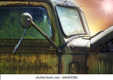 Bygone Truck