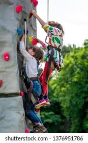 Byline Festival, Pippingford Park, Nutley, Uckfield, East Sussex, UK - June 2/4 2017 - Kids activities