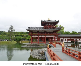 Byodouin Temple in Kyoto is a World Heritage Site.