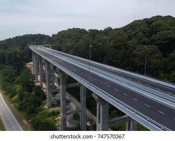 """bypass highway at """"Rawang selangor"""""""