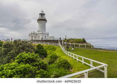 Byron bay lighthouse the most easterly point of mainland australia