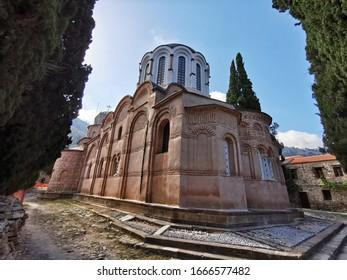 Byzantinisches Kloster Néa Moní