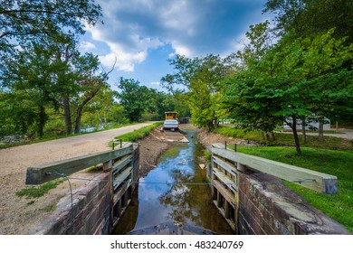 Chesapeake And Ohio Canal National Historical Park Images Stock