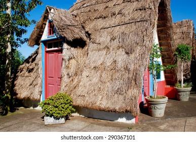 Cabanas de Sao Jorge, Madeira