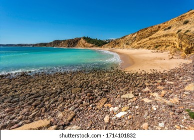Cabanas Velhas beach, Algarve, Portugal