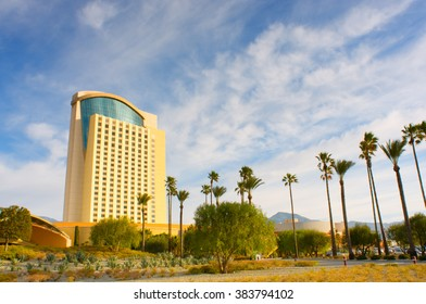 Cabazon,California/USA-February 28th 2016:[Morongo Casino-Resort-Spa].