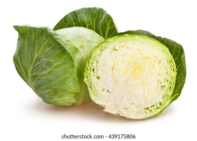 cabbage isolated