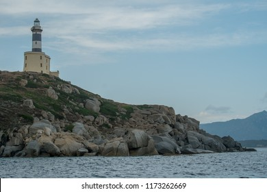 Cabbages'Island Tower, Sardinia, Villasimius