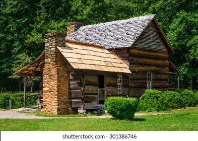 Cabin at Great Smoky Mountains National Park