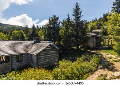 Cabins at LeConte Lodge, Great Smoky Mountains National Park