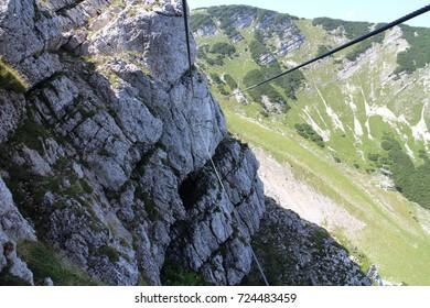 Klettersteig Austria : Klettersteig bilder stockfotos vektorgrafiken shutterstock