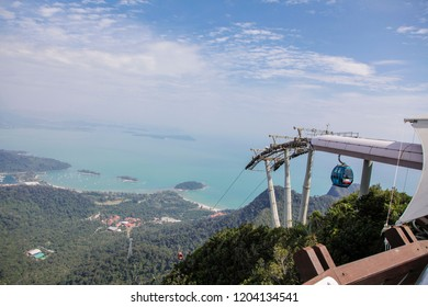 Cable Car Langkawi Malaysia