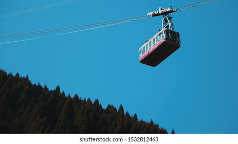 Cable Car in the sky