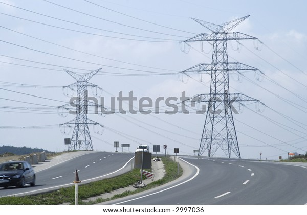 cable and motorway