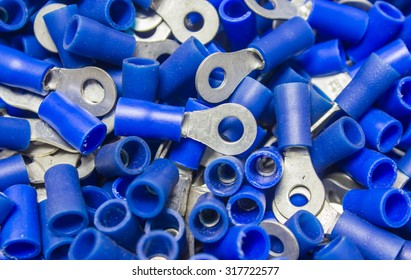 Cable terminals, or connectors wire
