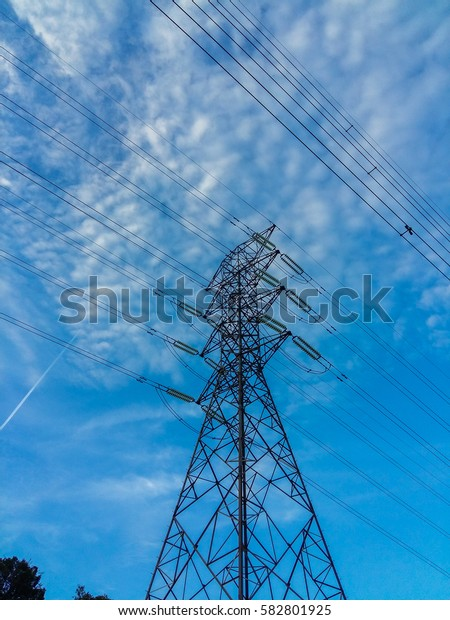 cable tower