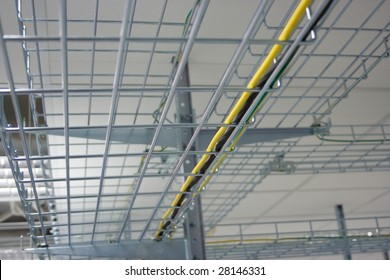 Cable tray of new telecommucation and data center