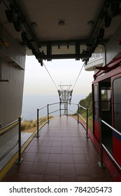 Cableway - a type of transport in which for moving cars is a traction rope