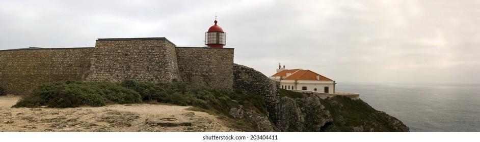 Cabo de Sao Vicente, Algarve,