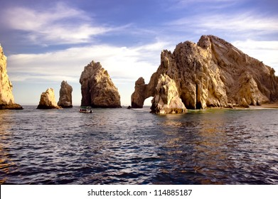 Cabo San Lucas geological formations