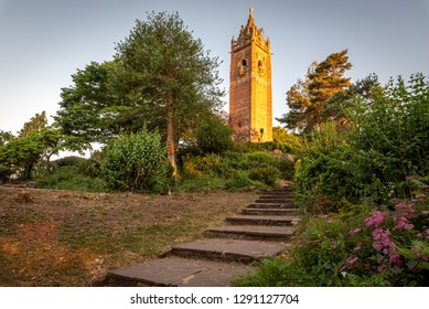 Cabot Tower is a tower in Bristol, England, situated in a public park on Brandon Hill,