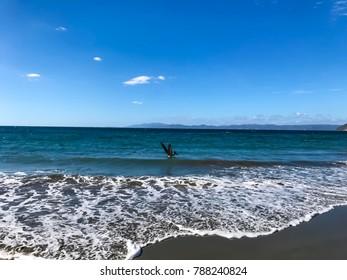 Cabuyal, Costa Rica beach