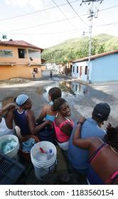 cacao plantation worker in the town of chuao near choroni on the caribbean coast in Venezuela.   Venezuela, Chuao, November, 2005