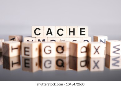 Cache word cube on reflection