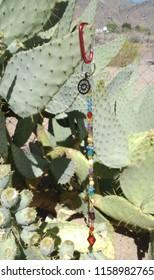 Cactus Jewelry Suncatcher