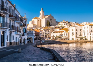 Cadaques on Costa Brava, Catalonia, Spain