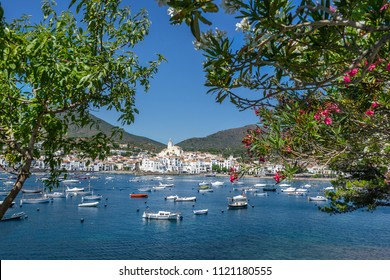 Cadaques on the Costa Brava Spain