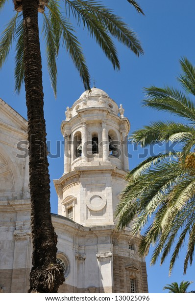 Cadiz cathedral, spain