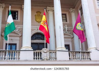 Cadiz Town Hall, Andaluse, Spain