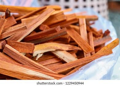 Caesalpinia sampan is herb natural.
