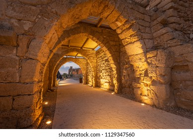 Caesarea National Park Arches
