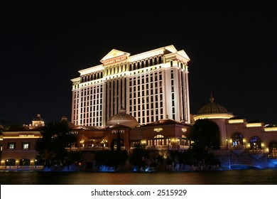 Caesar's Palace Hotel and Casino, in Las Vegas, Nevada