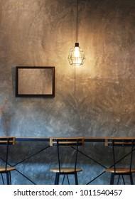 Cafe Loft style