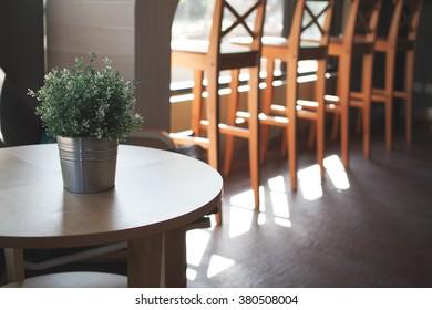 Cafe in the Neighborhood